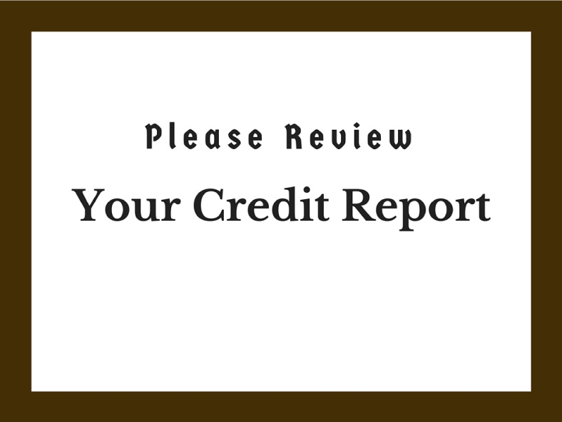 reivew-your-credit-report